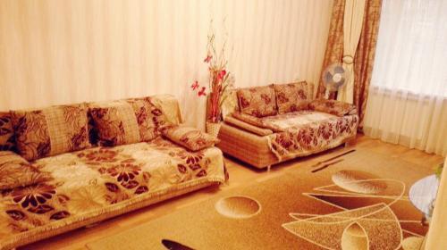 Apartment at Timiryazeva 32a, 阿拉木图