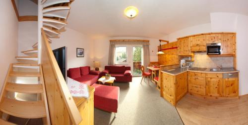Moosbauerhof - Familien-Apartment (2 Erwachsene + 2 Kinder)