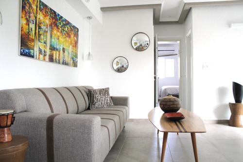 Jean-Jaurès / Dizengoff 147 - 2 Bedrooms + Balcony, Tel Awiw
