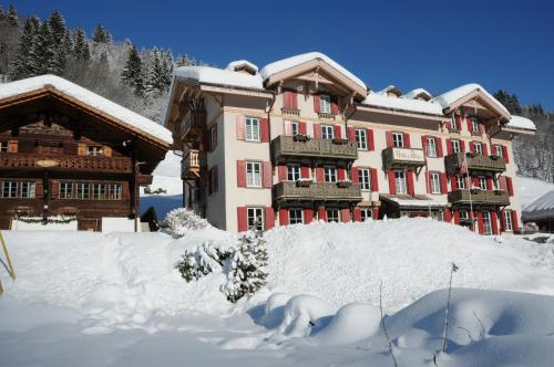 Boutique Hotel du Pillon