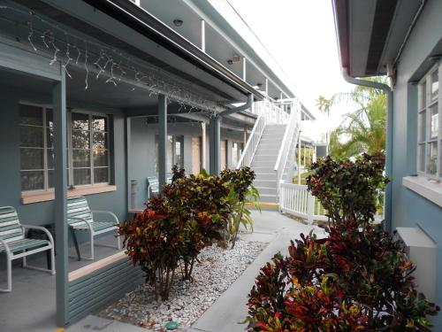 Sunrise Resort Motel South Hotel Clearwater Beach