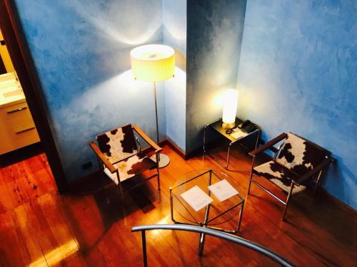 Deluxe Single Room Hotel San Roque 6
