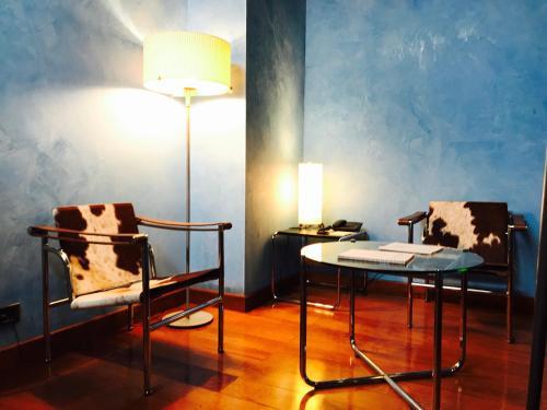 Deluxe Single Room Hotel San Roque 4
