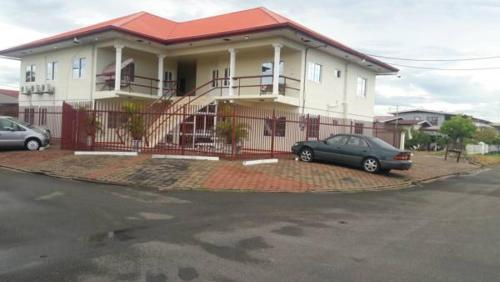 Stolk Apartments, Paramaribo