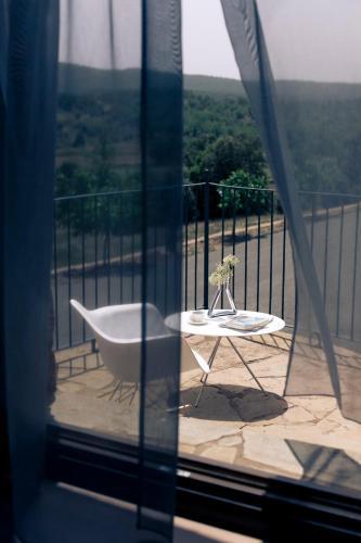 Superior Double or Twin Room Hotel Restaurante Masía la Torre 10
