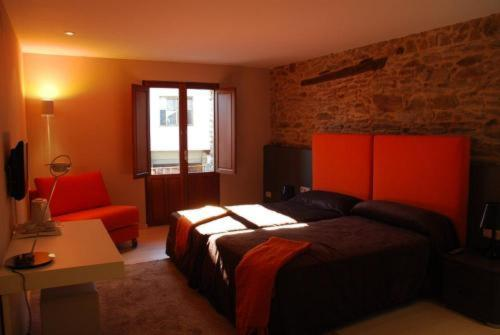 Habitación Doble - 1 o 2 camas - Uso individual Posada Real La Pascasia 1