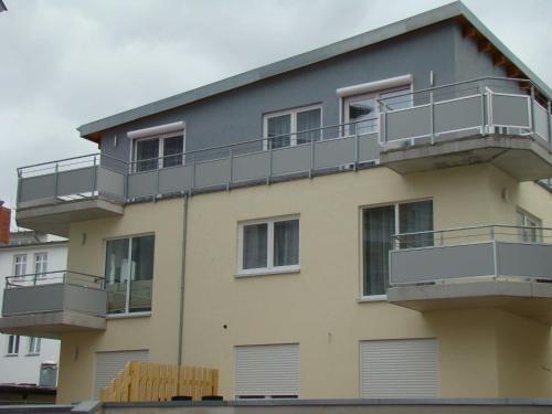 Ostseedomizil Penthousewohnung 12, Херингсдорф