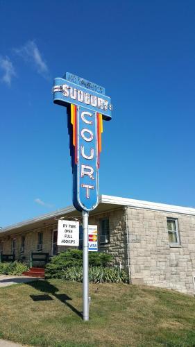Sudbury Court Motel & RV Park