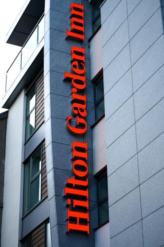 Hilton Garden Inn Aberdeen City Centre,Aberdeen