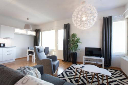 Two bedroom apartment in Lappeenranta, Koulukatu 41 (ID 11237)
