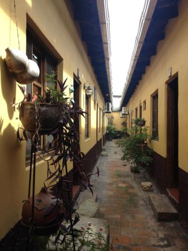 Hotel Yaragua, Copán