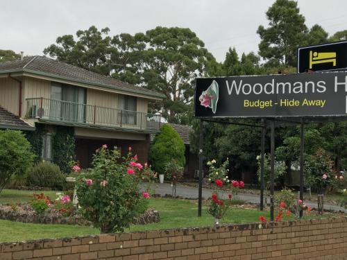Ballarat Budget Motel @ Woodmans Hill