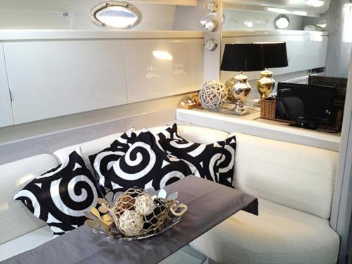 Double Cabin on Boat