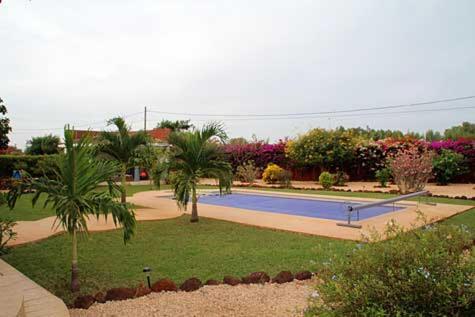Villa Yaye Fatou, Ngaparou