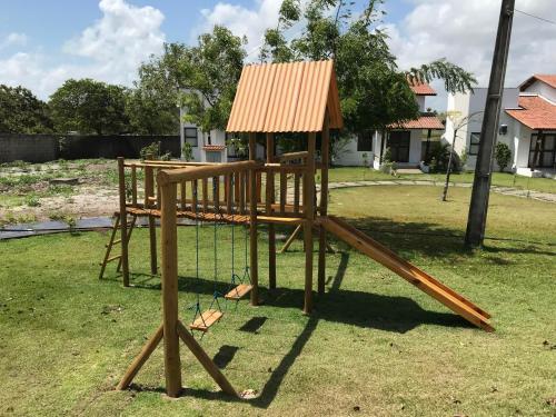 Chalé no Condomínio Quinta do Rio