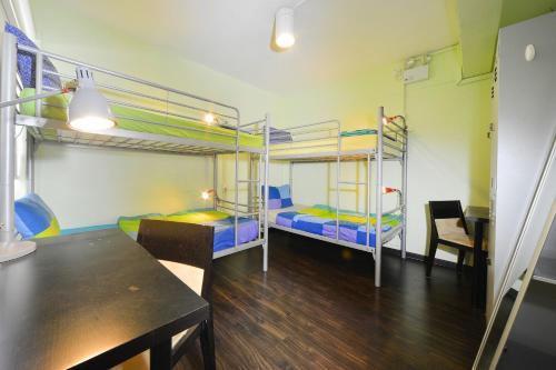 Happy Snail Hostel, Singapour