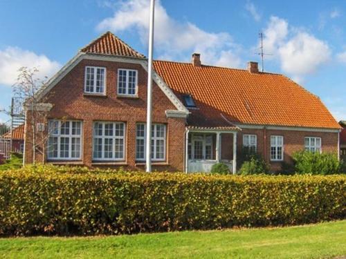 Motel Majbølle Gamle Skole front view