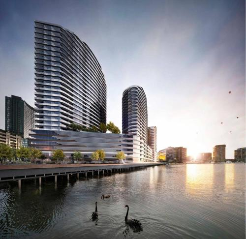 CBD Harbour View Luxury Apartment