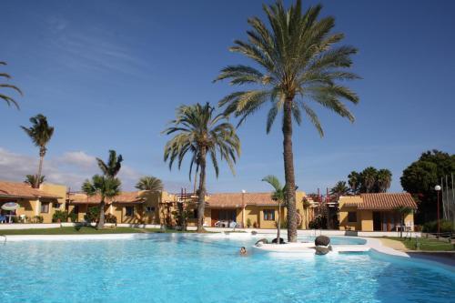 Отель Bungalows Parque Bali 2 звезды Испания
