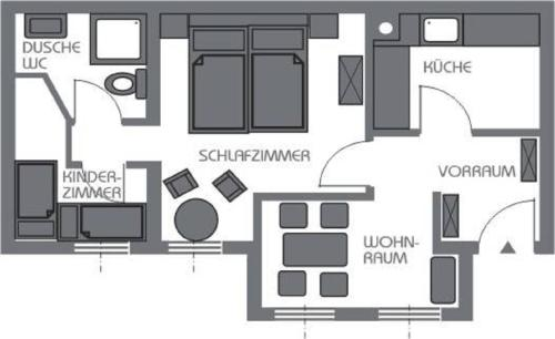 Apartment (1 Erwachsener) (Apartment (1 Adult))