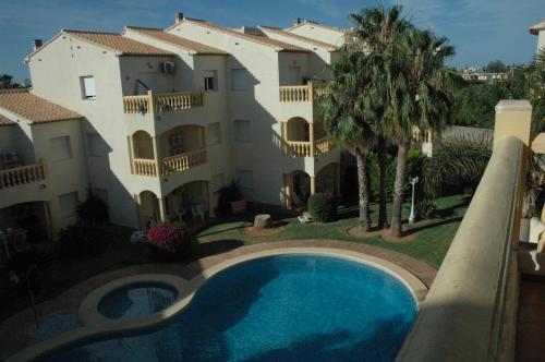 Apartamentos La Giralda, hotel en Denia