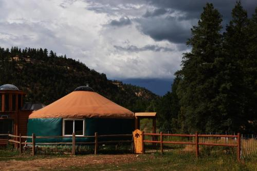 Thunderbird Ranch Yurt