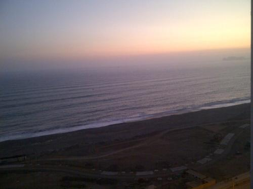 Oceanus - Vista al Mar, Lima