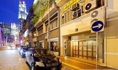 River City Inn, Singapur