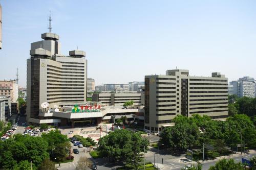 Отель Capital Hotel Beijing 5 звёзд Китай