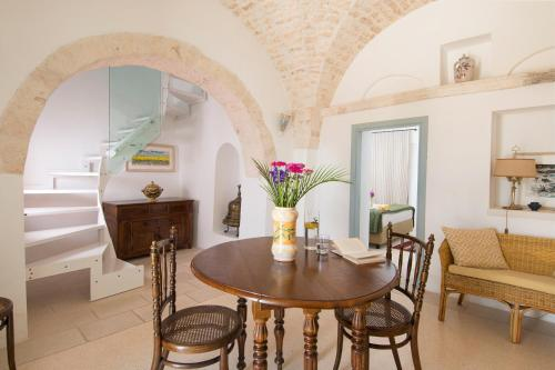 Trullo with  two bedrooms