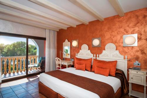 Double Room with Sea View with Spa Access Hotel & Spa Cala del Pi 3