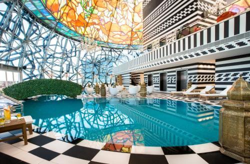 Stay at Mondrian Doha