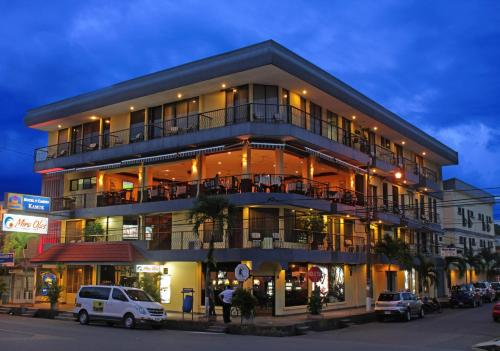 Best Western Kamuk Hotel & Casino front view
