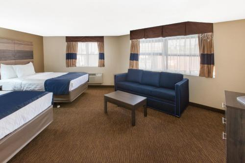 Deluxe Double Suite - Non-Smoking