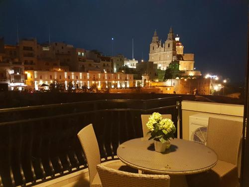 Mellieha sea and land view apartment
