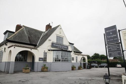 The Windmill, Kexby