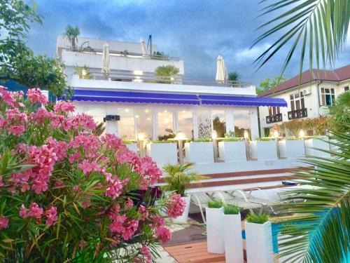 constanta hotel новый афон официальный сайт