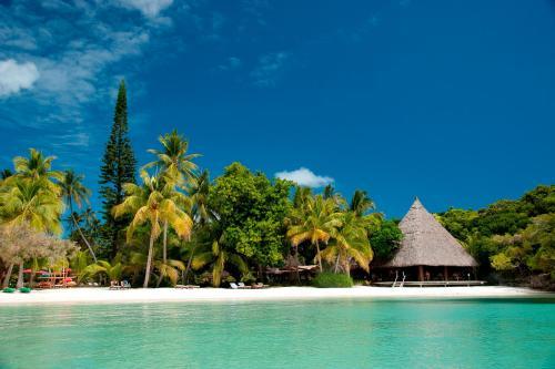 Oure Tera Beach Resort, Vao