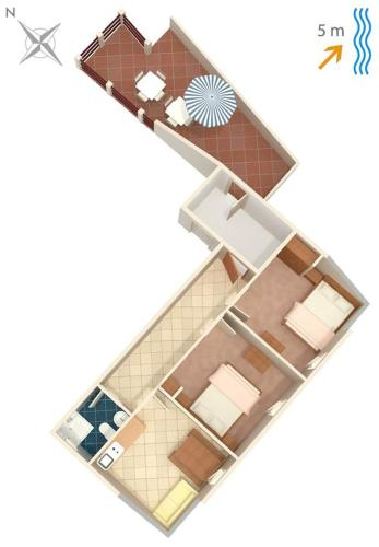 Apartment Zavalatica 183a