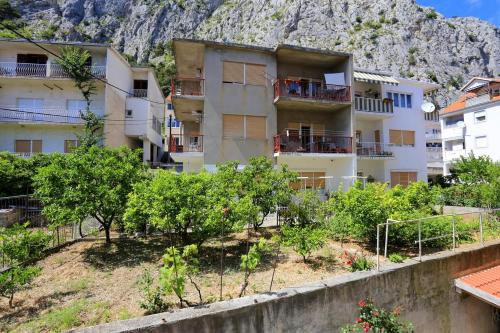 Apartment Omis 2738c