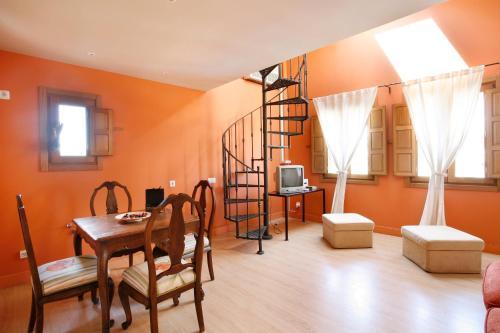 Maisonette Junior Suite Hotel Rincon de Traspalacio 1