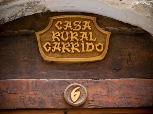 Casa Rural Garrido