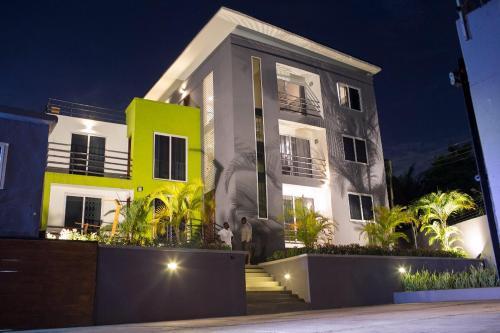 Nuben Court, Kumasi