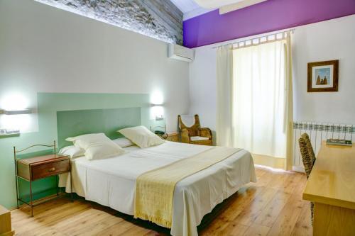 Habitación Doble Económica Hotel La Freixera 1