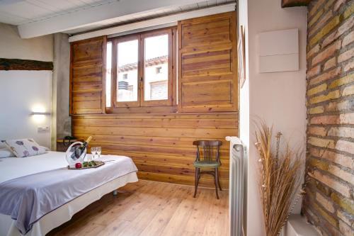 Habitación Doble Estándar - 1 o 2 camas Hotel La Freixera 1