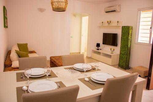 Antonio Sousa Beach – 2 Bedroom Apartment, Santa Maria