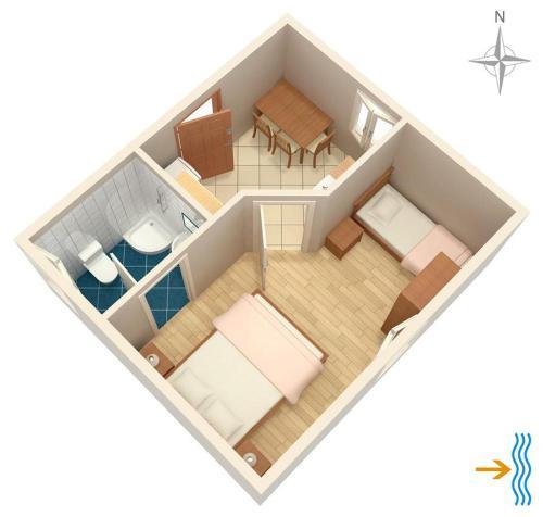 Apartment Beli 8094b