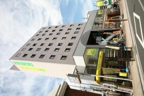Отель Hotel Select Inn Nagano 3 звезды Япония