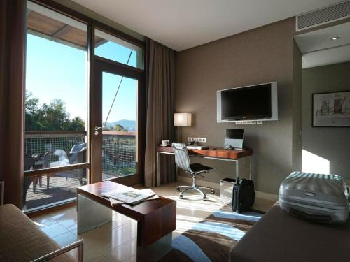 Deluxe Double or Twin Room Hotel Miramar Barcelona GL 1