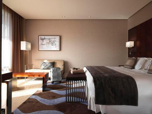 Deluxe Double or Twin Room Hotel Miramar Barcelona GL 2